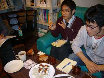 Mr.Ishiguro&Mr.uehara