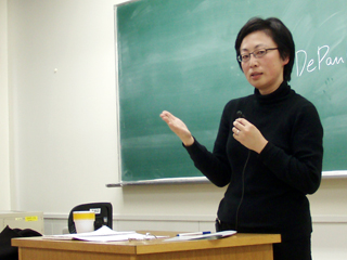 Prof. Miho MATSUGU